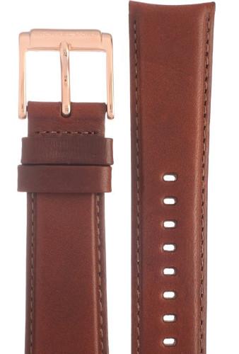 【時計ベルト、バンド】Michael Kors マイケルコース 時計 腕時計 ウォッチ MK2265用 レザーバンド 純正ベルト ストラップ