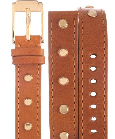 【時計ベルト、バンド】Michael Kors マイケルコース 時計 腕時計 ウォッチ MK2340用 レザーバンド 純正ベルト ストラップ