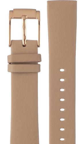 【時計ベルト、バンド】Michael Kors マイケルコース 時計 腕時計 ウォッチ MK2748用 レザーバンド 純正ベルト ストラップ