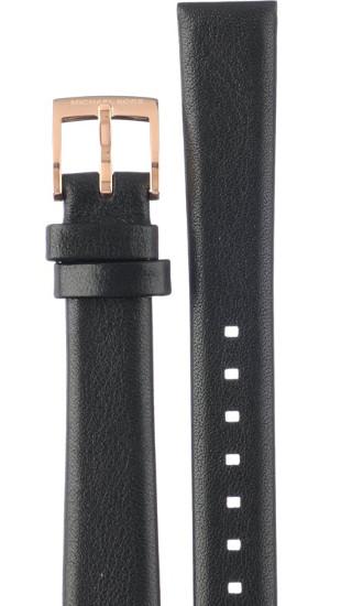 【時計ベルト、バンド】Michael Kors マイケルコース 時計 腕時計 ウォッチ MK2835用 レザーバンド 純正ベルト ストラップ