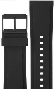 【時計ベルト、バンド】Michael Kors マイケルコース 時計 腕時計 ウォッチ MKT4010 ラバー バンド 純正ベルト ストラップ