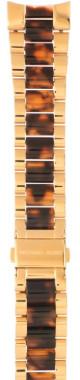 【送料無料】【時計ベルト、バンド】Michael Kors マイケルコース 時計 腕時計 ウォッチ MKT5003用 ステンレスバンド 純正ベルト ストラップ