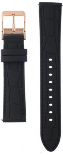 【送料無料】【時計ベルト、バンド】Michael Kors マイケルコース 時計 腕時計 ウォッチ MKT5069用 ラバー バンド 純正ベルト ストラップ