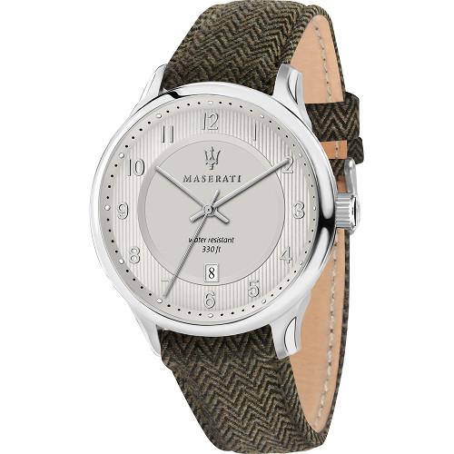 イタリア Maserati マセラティ R8851136002 時計 メンズ ウォッチ 腕時計 3針 カーブランド【smtb-KD】