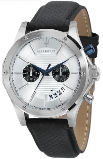 日本未発売 Maserati マセラティ R8871627005 時計 メンズ ウォッチ 腕時計 クロノグラフ カーブランド【送料無料】