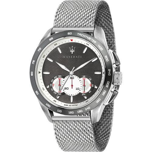 イタリア Maserati マセラティ R8873612008 時計 メンズ ウォッチ 腕時計 クロノグラフ カーブランド【smtb-KD】