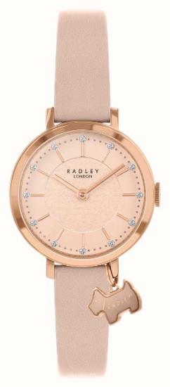 【ベルト調整無料】日本未発売 Radley London RY2864 ラドリー ロンドン ウォッチ 腕時計 レディース 犬 アニマル【送料無料】【代引手数料無料】