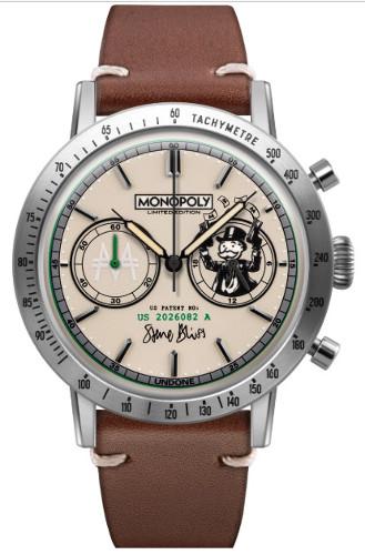 UNDONE Monopoly ミスターモノポリーモデル メンズ ウォッチ 時計 腕時計