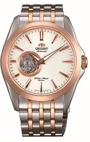 【ベルト調整無料】日本製 ORIENT WV0351DB オリエント 自動巻 オートマ メンズ ウォッチ 腕時計 セミスケルトン コンビカラー
