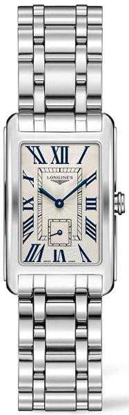 LONGINES L55124716 ロンジン 腕時計 時計 ウォッチ レディース 女性用 角 スクエア 【送料無料】【代引不可】【ベルト調整無料】【2年間保証】
