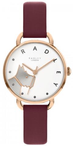 Radley London RY2874 ラドリー ロンドン ウォッチ 腕時計 レディース レザーベルト 日本未発売 犬 アニマル 【送料無料】