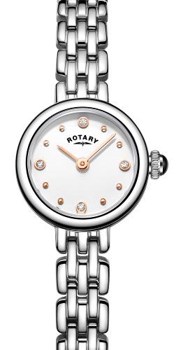 日本未発売 スイス製 ROTARY LB05052-02 ロータリー ウォッチ 腕時計 レディース 女性用 【送料無料】【ベルト調整無料】