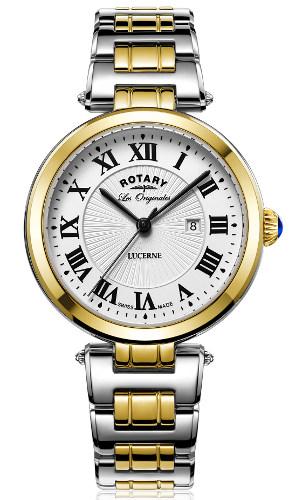 日本未発売 スイス製 ROTARY LB90188/01 ロータリー ウォッチ 腕時計 レディース 女性用 【送料無料】【ベルト調整無料】