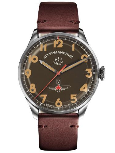 STURMANSKIE シュトールマンスキー ガガーリン ロシア メンズ ウォッチ 腕時計 自動巻き 2416-3805145【送料無料】【代引手数料無料】