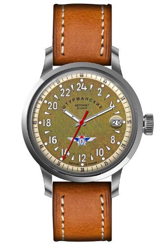 STURMANSKIE シュトールマンスキー チタン ロシア メンズ ウォッチ 腕時計 2431/1767933