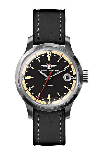 STURMANSKIE シュトールマンスキー チタン ロシア メンズ ウォッチ 腕時計 2431/1767935