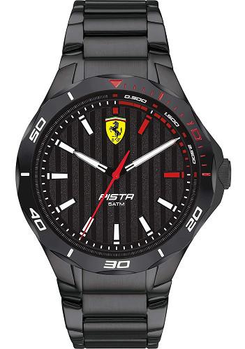 Ferrari 0830763 Pista フェラーリ 時計 オフィシャル メンズ ウォッチ 【送料無料】【代引手数料無料】【ベルト調整無料】