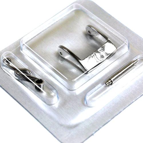 【送料無料】OMEGA オメガ 腕時計用尾錠 12mm 94511202 ステンレス 純正品【並行輸入品】