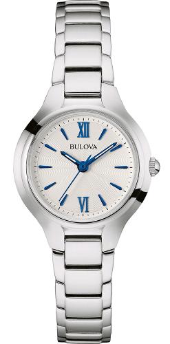 BULOVA 96L215 ブローバ レディースウォッチ 女性用 腕時計【送料無料】【代引手数料無料】