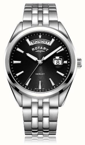 ROTARY GB05290/04 ロータリー ウォッチ 腕時計 時計 デイデイト メンズ【送料無料】【手数料無料】【ベルト調整無料】