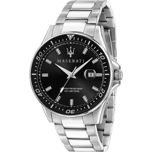 【ベルト調整無料】Maserati マセラティ R8853140002 時計 メンズ ウォッチ 腕時計 カーブランド