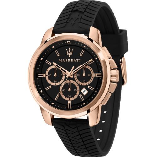 Maserati マセラティ R8871621012 時計 メンズ ウォッチ 腕時計 クロノグラフ カーブランド