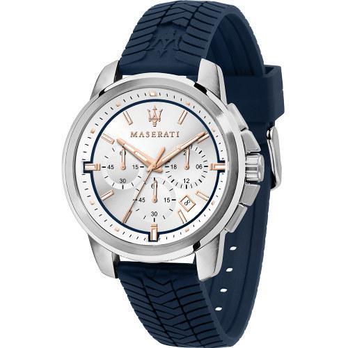 <title>トライデントエンブレムでおなじみ イタリアの高級カー Maserati 舗 マセラティ R8871621013 時計 メンズ ウォッチ 腕時計 クロノグラフ カーブランド</title>