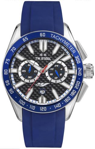 YAMAHA RACING × TWスティール コラボ ヤマハレーシング ウォッチ 腕時計 時計 日本未発売 ラバーベルト ロードレース yzr-m1【送料無料】【代引手数料無料】