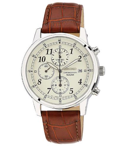 逆輸入 セイコー SEIKO SNDC31 クロノグラフ メンズ 腕時計
