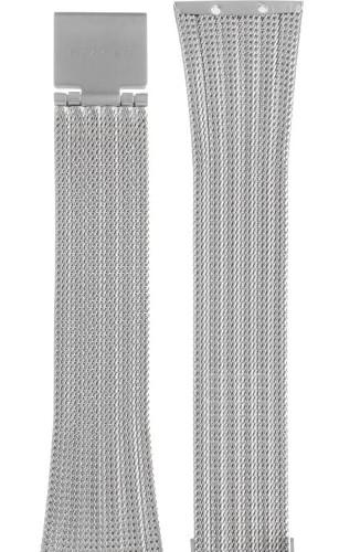 【時計ベルト、バンド】Skagen スカーゲン 380XSSS1 レディース 純正 ステンレスベルト 純正ベルト