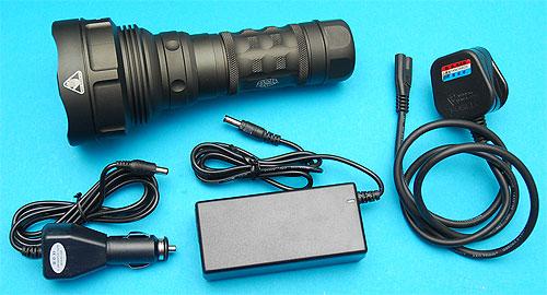 GP860 M12 タクティカル・ライト
