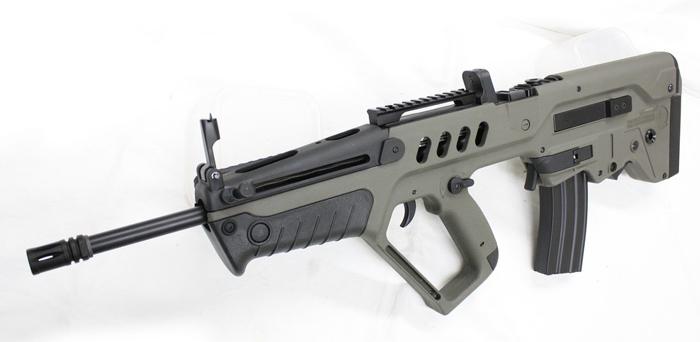 S&T TAVOR-21 Pro Ver. ブローバック 【ロング】 OD 【180日間安心保証つき】【ST】