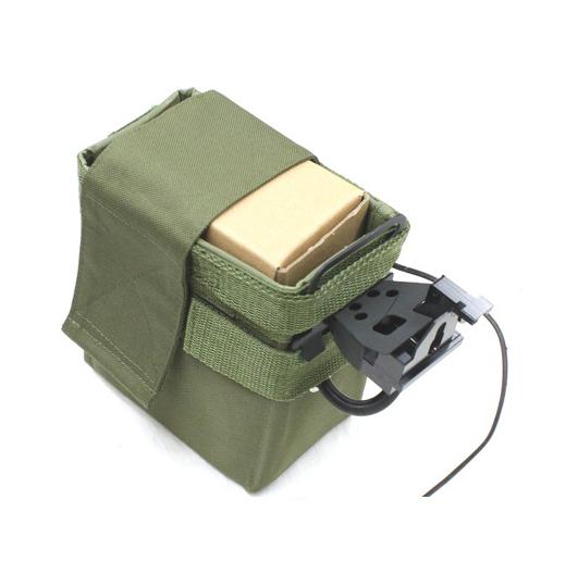 S&T M240用 4000連BOXマガジン