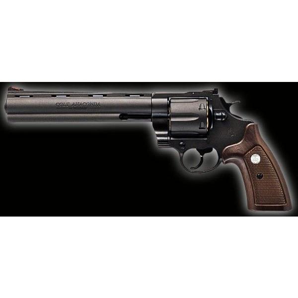 マルシン コルトアナコンダ6mm8インチ HW BK
