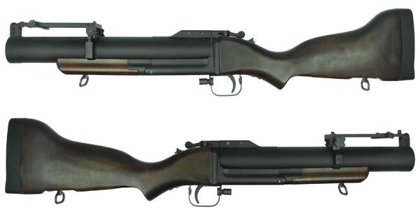 《4月30日再入荷商品》KINGARMS M79 グレネードランチャー