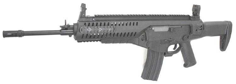 【サービス品付き第1弾!GWフェア 対象商品】S&T Beretta ARX160 電動ブローバック BK【180日間安心保証つき】【ソフトガンケース付】