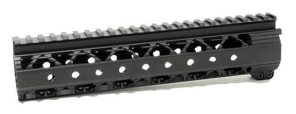DYRAS03CBK Invader Lite Rail System 9