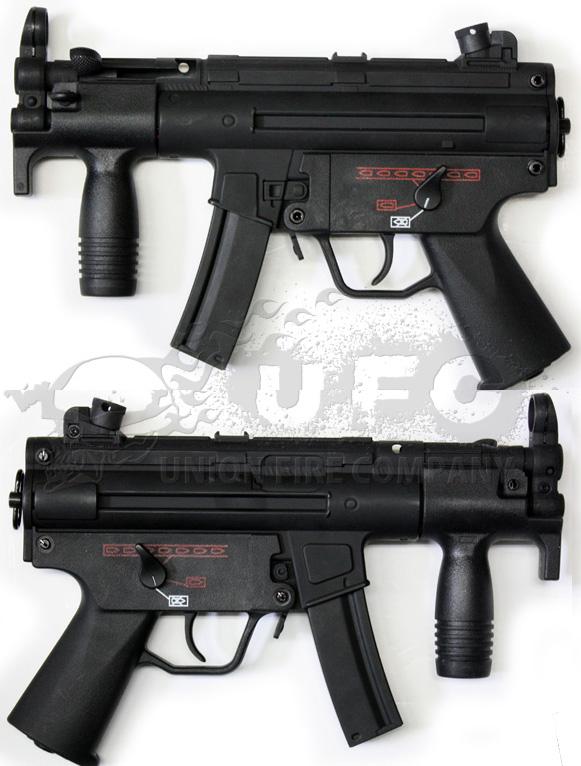 【近接戦闘!CQBフェア対象商品】CM041K MP5クルツ フルメタル電動ガン【180日間安心保証つき】