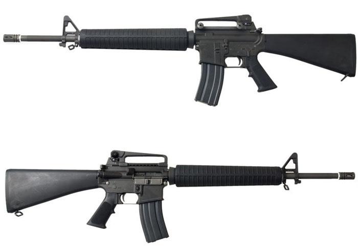 《3月13日再入荷商品》WE-Tech オープンボルト M16A3 ガスブローバック