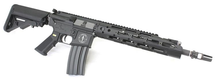 高級素材使用ブランド 電動ガン We-Tech RAPTOR M4 BK(Katana System), タナグラマチ 7a5dd1da