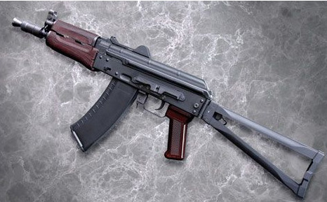 KSC AKS74U S7 ガスブローバック