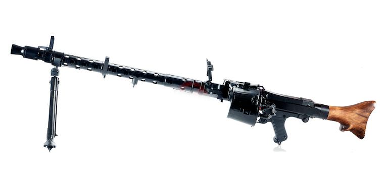 RWA MG34 フルメタル電動ガン