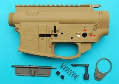 WP140S WA M4用 Magpul Type メタルフレーム (Sand)