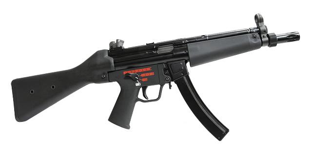 【春のガスガン放出祭 対象商品】We-Tech MP5A2 ガスブローバック