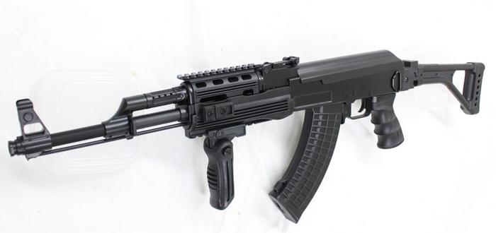 【本体セット】CM522U AK47 タクティカル Fストック スポーツライン電動ガン【スペシャル6点セット】