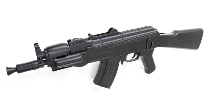CM521 AK47β 固定ストック スポーツライン電動ガン【180日間安心保証つき】【スペシャル5点セット】