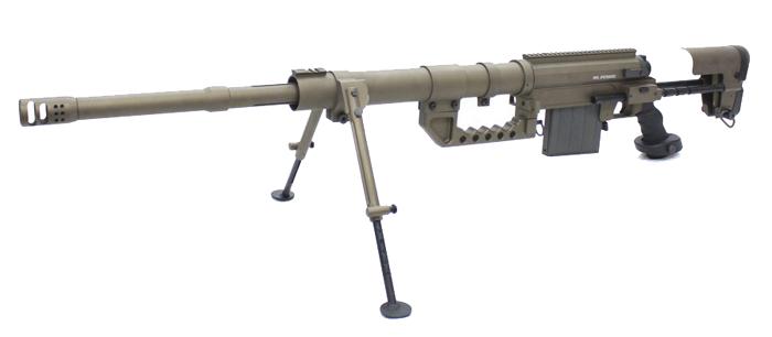 【第1弾!GWフェア 対象商品】S&T Chey-Tac M200 エアーコッキングライフル BR ※ハードガンケース付き
