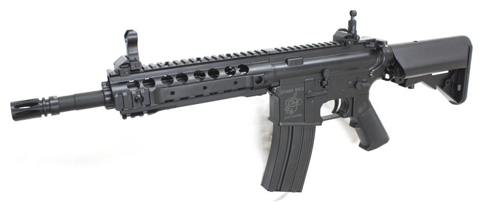 《4月8日再入荷商品》CM516BK SR-16 URX3.1 スポーツライン 電動ガン BK