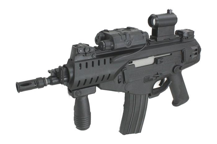 【本体セット】電動ガン S&T Beretta ARX160 Pistol ブローバック BK【スペシャル8点セット】