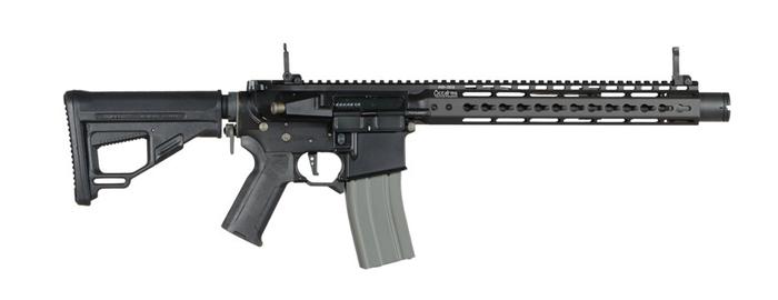 ARES Amoeba Pro M4-KM12 フルメタル電動ガン BK